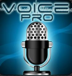 grabadora de voz Voice Pro